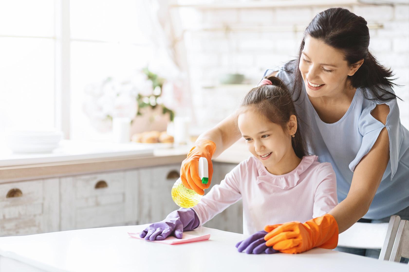 Système de fin de ligne complet pour le secteur de l'entretien domestique